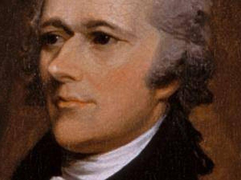 During July at The St. Albans Musuem, patrons can learn about Vermont's connection to Alexander Hamilton.
