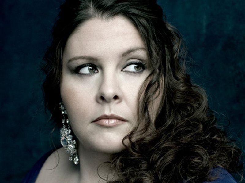 Soprano Angela Meade is featured with the New York Philharmonic this week.
