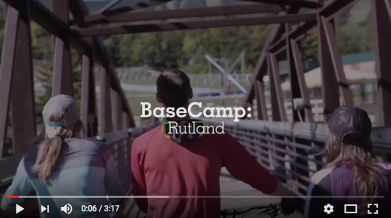 A new video, launching a $200,000 marketing campaign, focuses on Rutland County as a mountain biking destination.