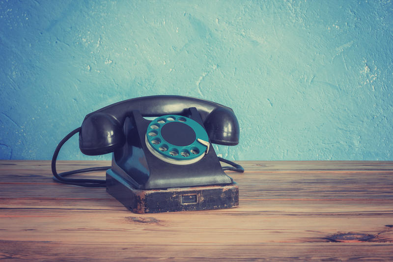 As more and more people rely on cell phones to stay connected, landline services, especially in rural areas, are becoming a challenge for providers. But those same customers are often the ones unable to rely on cell phones.