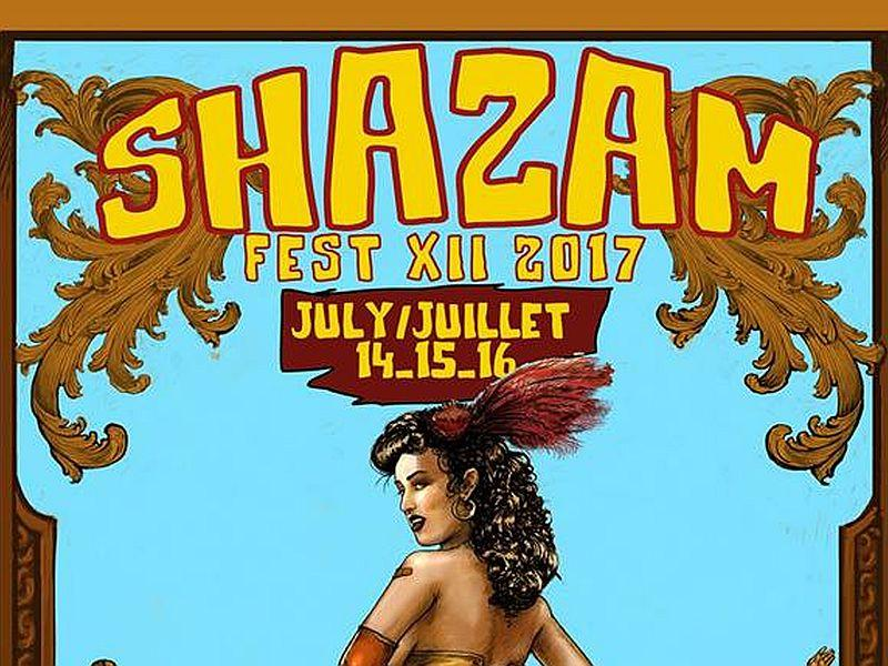 The 12th ShazamFest takes place this weekend, just a two-and-a-half-hour drive from the Burlington, Vermont area. The music festival boasts a wide variety of acts and performers, food and camping in a family-friendly atmosphere.
