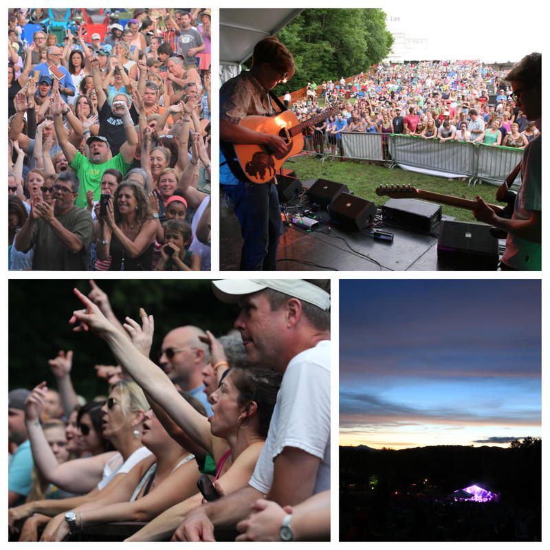 Last year's Do Good Fest welcomed over 5,000 spectators on the lawn at National Life headquarters in Montpelier. Again this year, the event is free and the $20 parking fee benefits Branches of Hope.