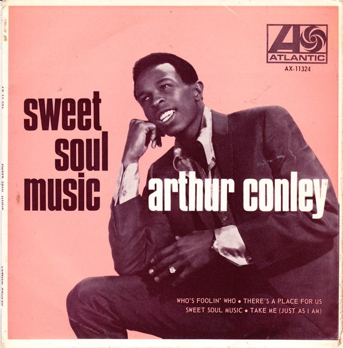 Arthur Conley was one of the many soul artists who recorded music at Fame Studios in Alabama.