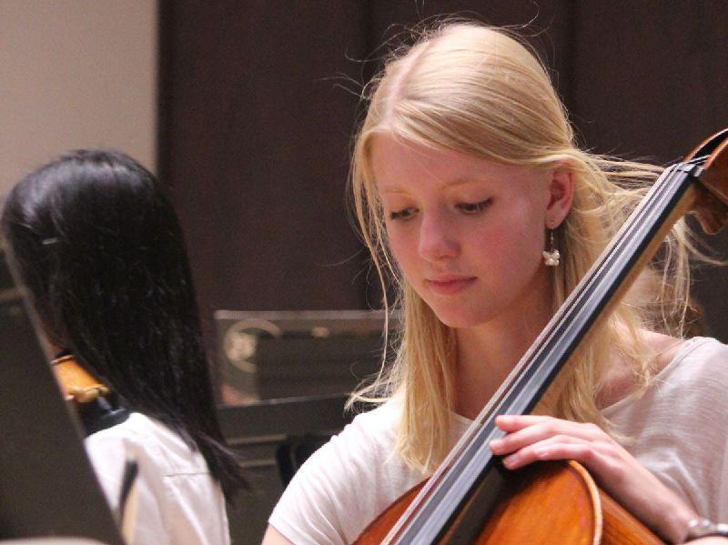 Sophie Wood is July's featured student composer on VPR Classical