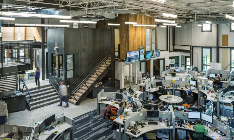 VPR's Newsroom.