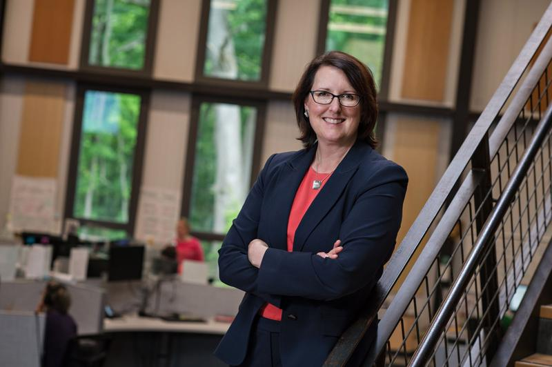 Robin Turnau has worked at VPR for nearly 30 years, and has served as President and CEO since 2009