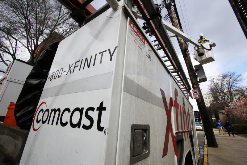Comcast filed a lawsuit in U.S. District Court this week challenging provisions in its state permit. The company says it should not have to pay for upgrades to its digital cable network in Vermont.