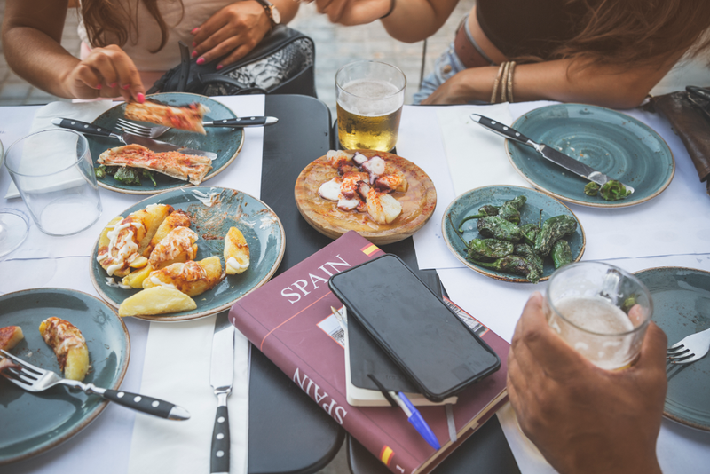 Consider planning ahead before traveling to more easily find restaurants that meet your needs once you reach your destination.