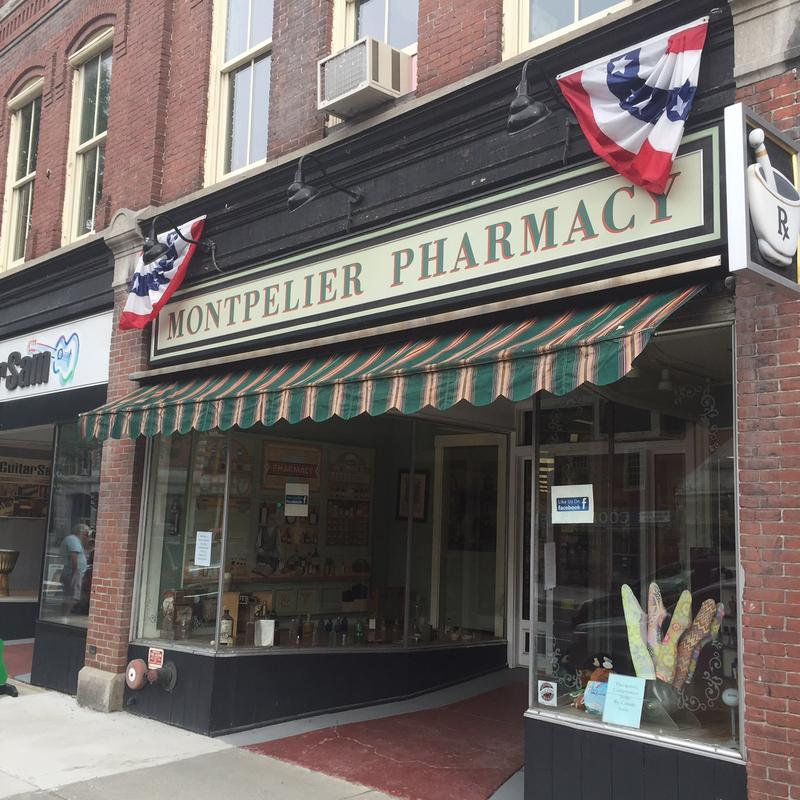 Montpelier Pharmacy will be turned into a Kinney Drugs location on October 15, and the Waterbury Pharmacy is closing, the owners announced.