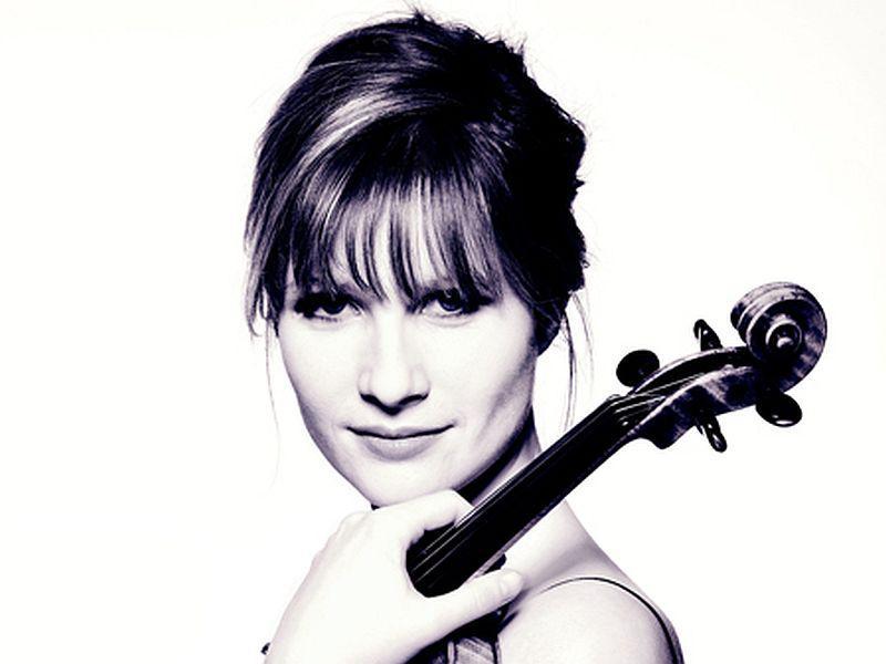 Violinist Lisa Batiashvili plays Sibelius at the Proms.