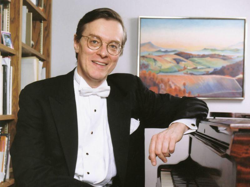 Peter Serkin plays Brahms' First Concerto with the VSO this week.