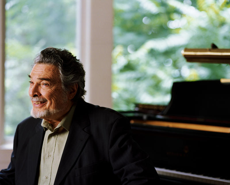 Leon Fleisher performs with members of the Lake Champlain Chamber Music Festival in a live VPR broadcast on August 20th, 2017