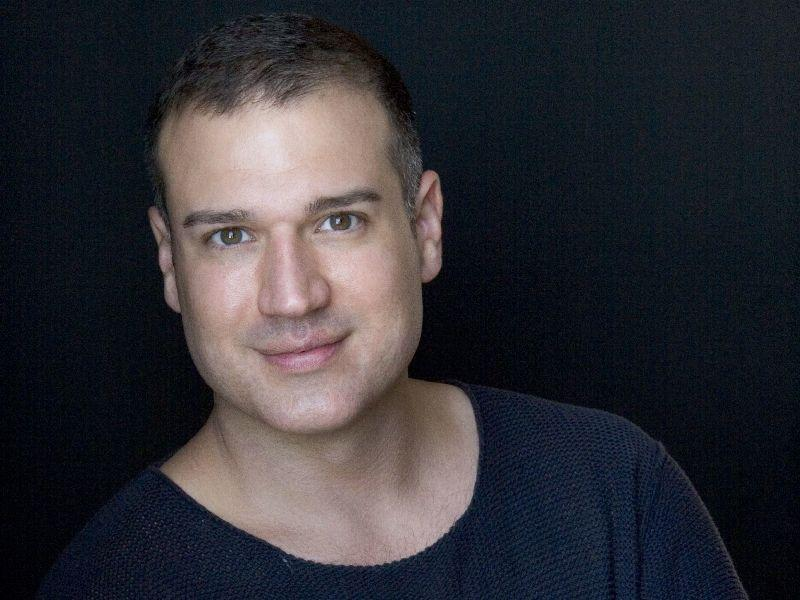 Michael Chioldi stars in the Vermont Opera Project's production of the Andree Expedition, the tale of a failed 1897 hot air balloon expedition to the North Pole.