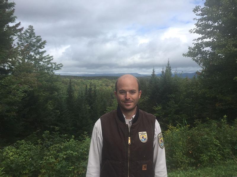 "Steve Agius is refuge manager at the Silvio O. Conte National Fish and Wildlife Refuge. Gov. Phil Scott has told the federal government that he has ""concerns"" about plans to expand the refuge."