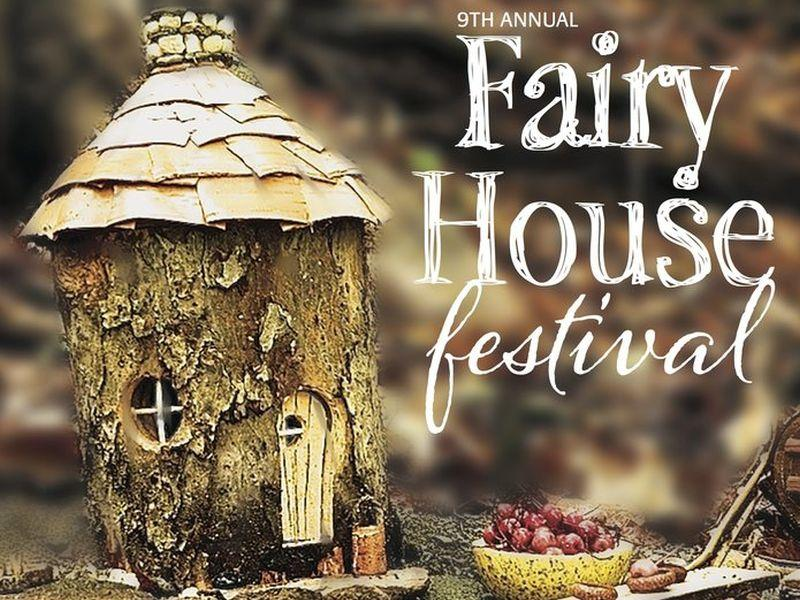Create the ideal living space for magical woodland creatures this weekend. The Nature Museum in Grafton holds its 9th annual Fairy House Festival with events for all ages.