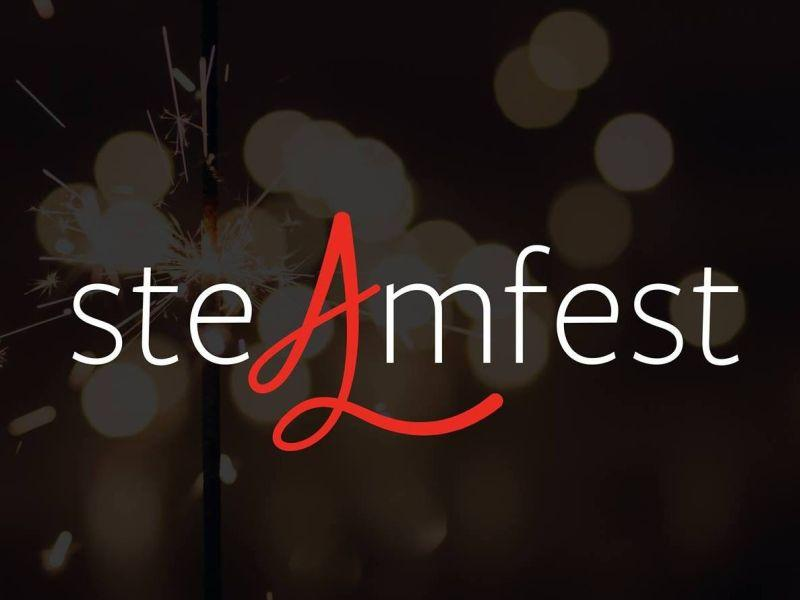 This weekend's 'steAmfest' aims to combine the science and technology fields with the arts and aesthetics. The street festival will feature live bands, a maker faire and interactive science and tech exhibits.