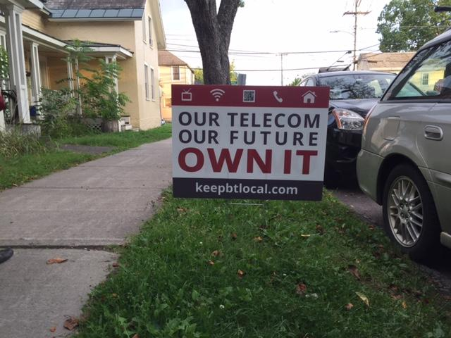 Keep BT Local is a co-op and one of three potential bidders in the sale of Burlington Telecom.