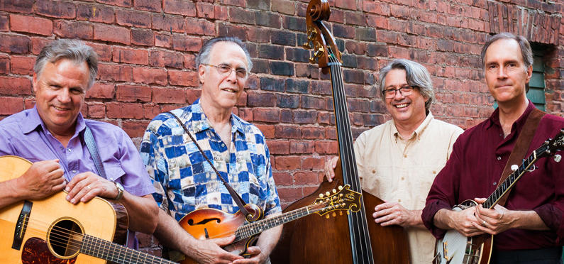 Vermont bluegrass band Northern Flyer