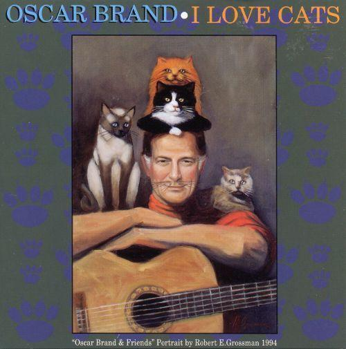 The late great Oscar Brand !