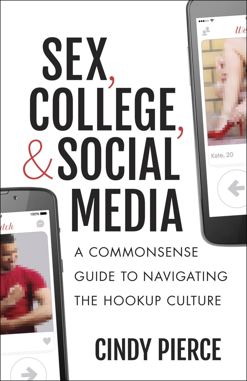 Author Cindy Pierce says many of the college students she talks to say they feel lost and confused when trying to navigating the 'hookup' culture at school.