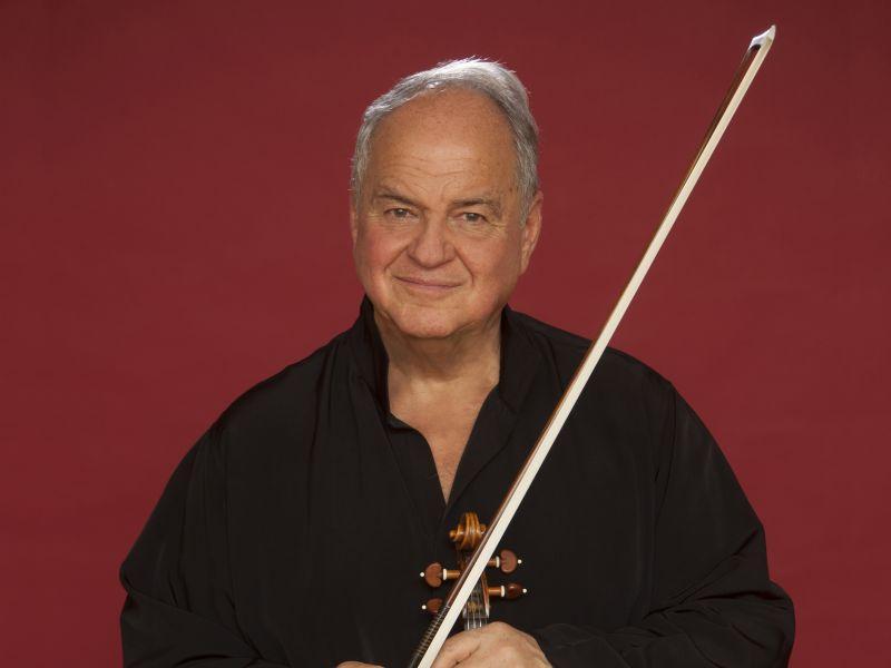 VSO Music Director Jaime Laredo conducts Shostakovich this week.