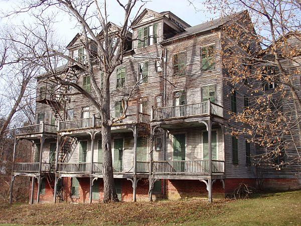 A spooky sampler of ghost stories, Green Mountain hauntings and more.