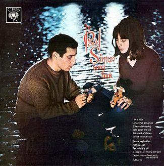Paul Simon's very first solo album