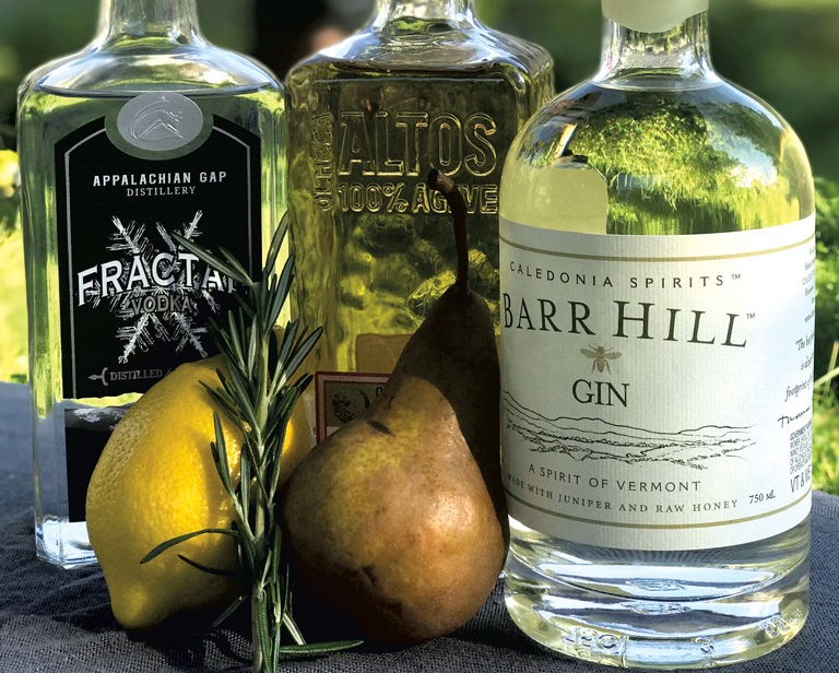 When paired with the right spirits, ingredients like cinnamon, pear, vanilla and rosemary will add an abundance of flavor to fall cocktails.