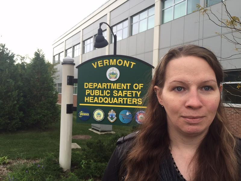 Melanie Waldbrise is a member of the UVM police force and she attended a meeting of the Law Enforcment Advisory Board in Waterbury. The board discussed the idea of adding a third gender option on the state's driver's license.