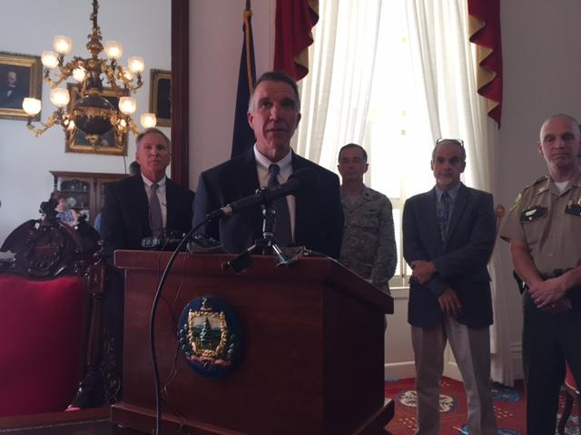 Gov. Phil Scott signed an executive order establishing the Cybersecurity Advisory Team. The group is charged with strengthening how the state responds to cyber threats.