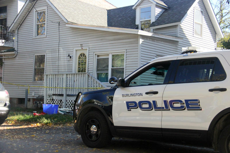 Aita Gurung allegedly killed his wife at the family's home on Hyde Street in Burlington on Oct. 12. Just days before, on Oct. 7, he had self-reported to Burlington Police his involvement in a domestic violence incident.