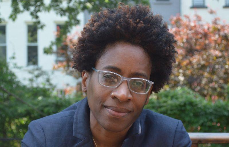 "Jacqueline Woodson, author of ""Brown Girl Dreaming"" will speak at Burlington High School on Monday, Oct. 23. Her book is this year's pick for the Vermont Humanities Council's Vermont Reads."