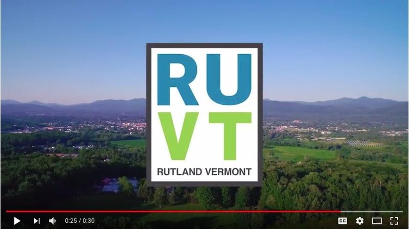 An image from one of several 30-second ads Mondo Mediaworks has created as part of a $200,000 marketing campaign to attract new residents to Rutland County.