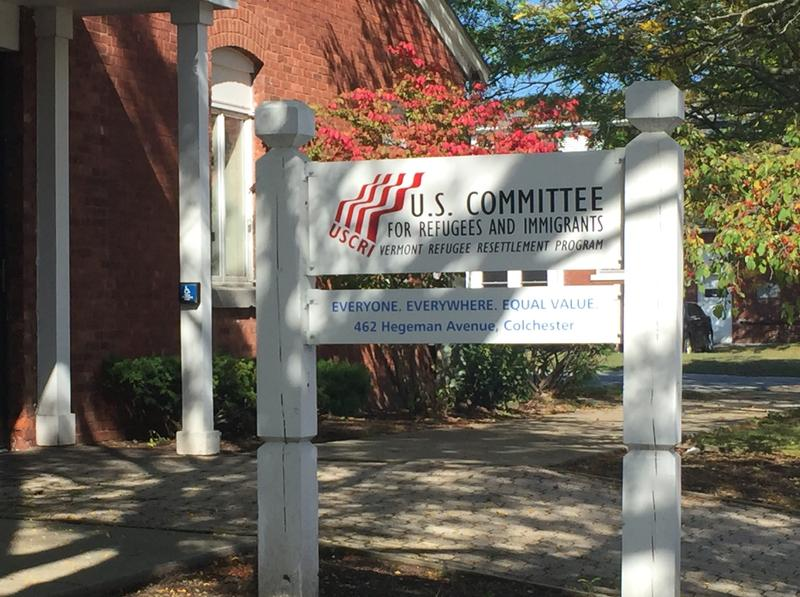 Vermont Refugee Resettlement Program has offices in Colchester, pictured here, and in Rutland. Director Amila Merdzanovic says the effect of President Donald Trump's cap on U.S. refugee admissions will be felt in Vermont and across the U.S.