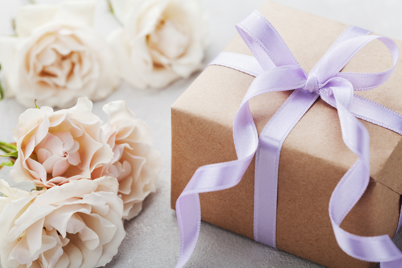 Sending a wedding gift when you can't attend the big day is still encouraged in most situations.