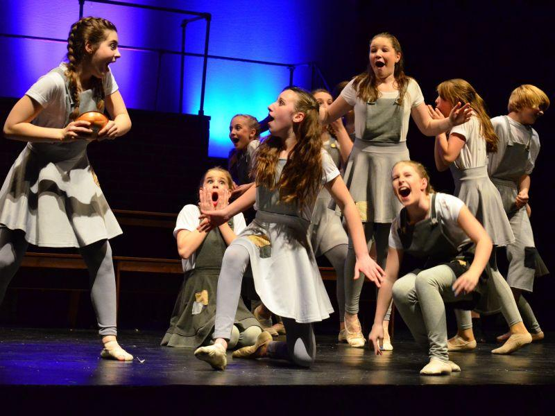 Vermont Youth Dancers will stage, 'A Better Place: A Twist On Oliver,' this weekend at Spruce Peak Arts in Stowe.