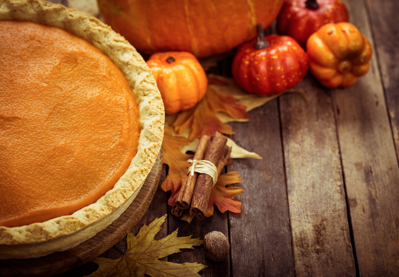 Pumpkin pie might be the go-to dessert at Thanksgiving, but there are many varieties of winter squash that also make for a delicious pie.