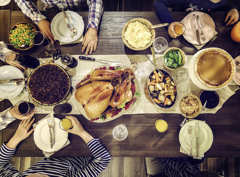 Join VPR this Thanksgiving for a holiday tradition and some new programs, too!