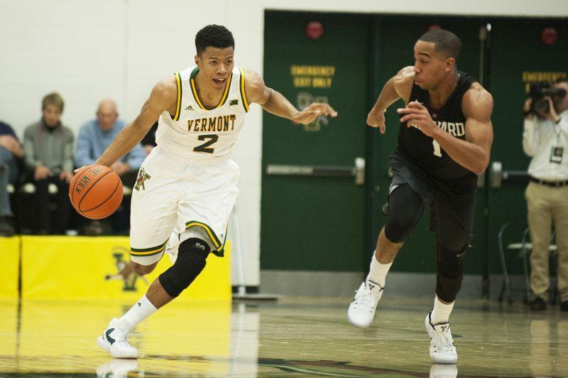 UVM's player of the year Trae Bell-Haynes will return this year as a starter. UVM is hoping to have another winning season.