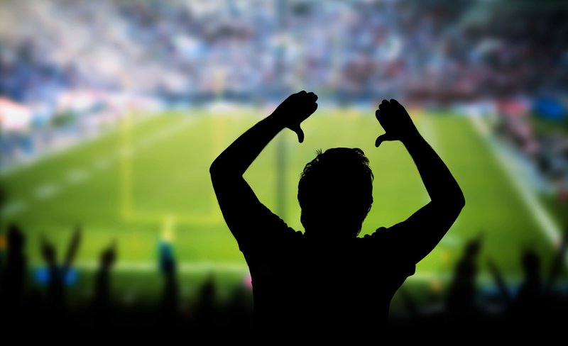 When booing the referee after a bad call at a sporting event, be sure to refrain from being obnoxious or making vicious comments.