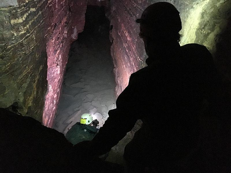 Cavers discovered a 15,000-year-old cavern below the city of Montreal in October.