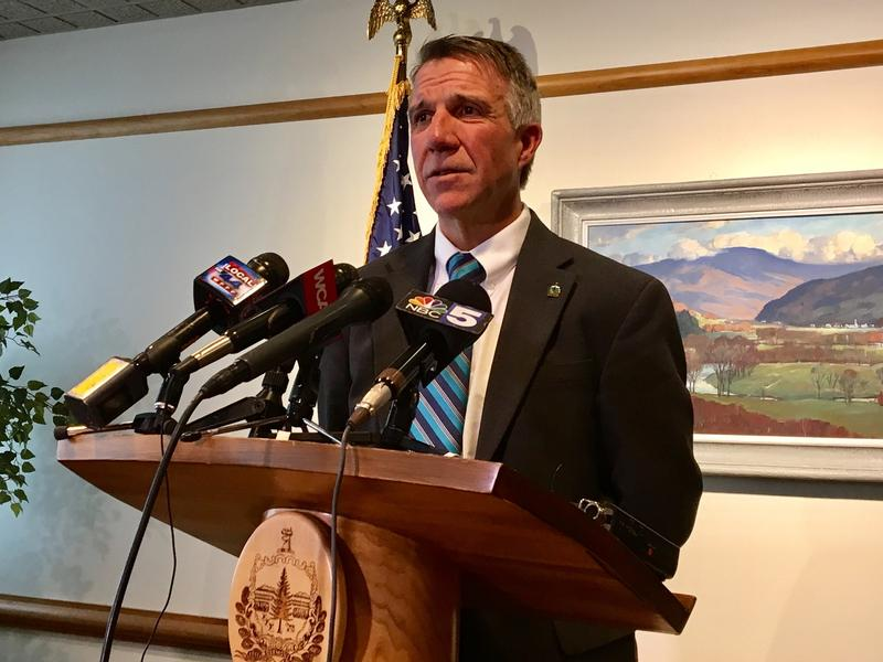 Gov. Phil Scott has unveiled a plan to stabilize property tax rates this year through the use of 58 million dollars in one time money.