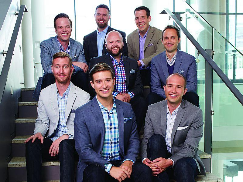 Cantus performs live on VPR Classical Saturday morning.