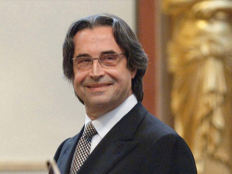 Riccardo Muti conducts the Vienna Philharmonic's annual New Year's Day concert.