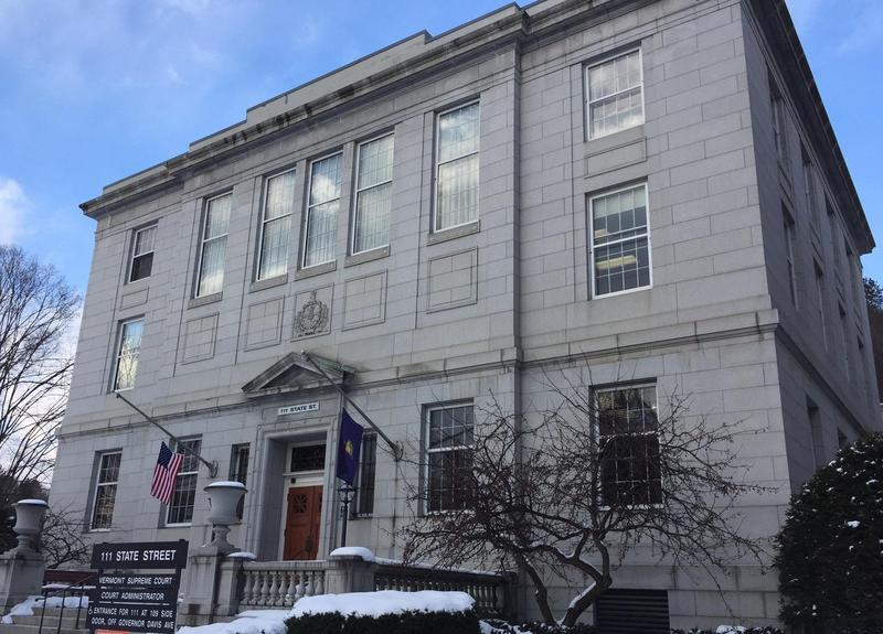 The Vermont Supreme Court. The Vermont Supreme Court overturned the conviction of a man who left KKK recruitment flyers at the Burlington homes of two women of color. The court said the state failed to prove the action constituted an immediate threat.