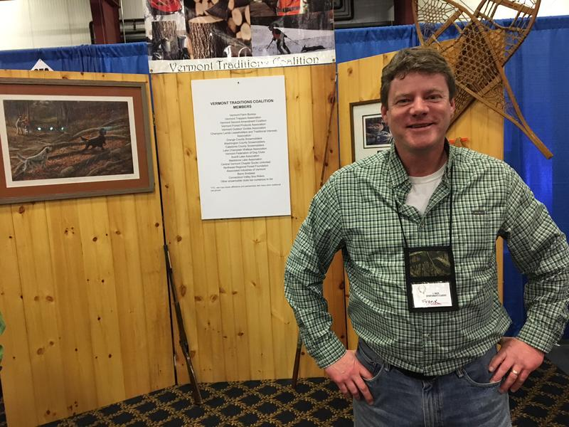 Frank Stanley is a member of the Vermont Traditions Coalition and urged National Grid to sponsor the recent Yankee Sportsman's Classic.
