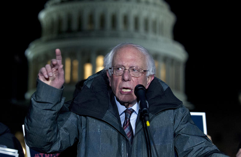 Sen. Bernie Sanders 2018 re-election campaign could lay the groundwork for another presidential run in 2020