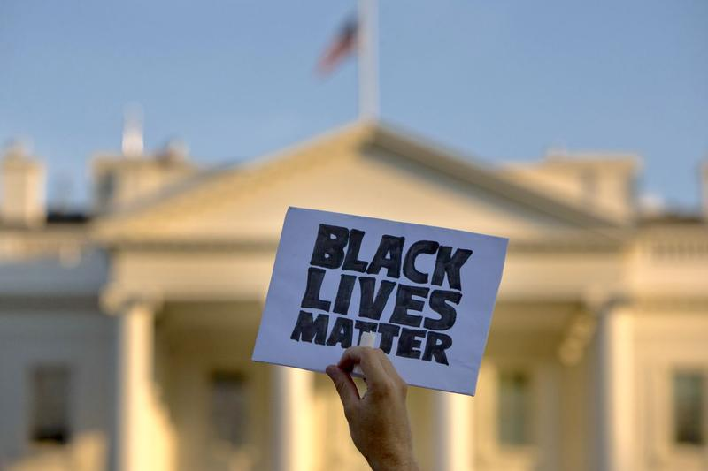 Montpelier High School's board has voted unanimously to fly the Black Lives Matter flag in February.