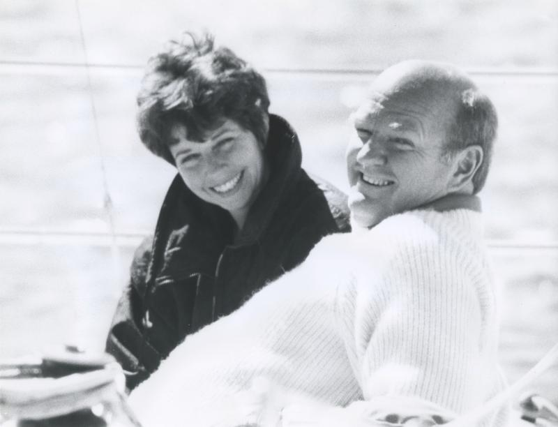 Warren Miller, seen here in an undated photo, died Jan. 24 at the age of 93.