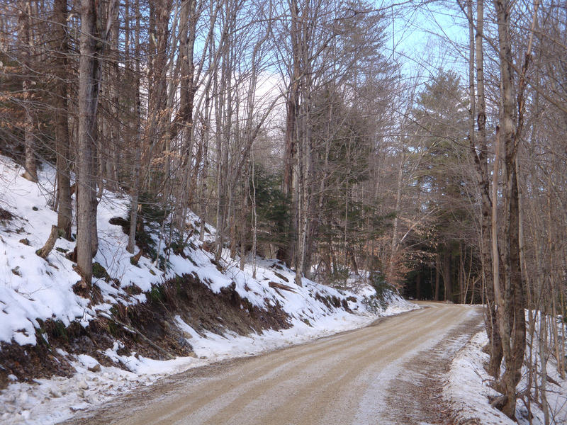 GPS systems and navigation apps sometimes face challenges navigating Vermont's roads.